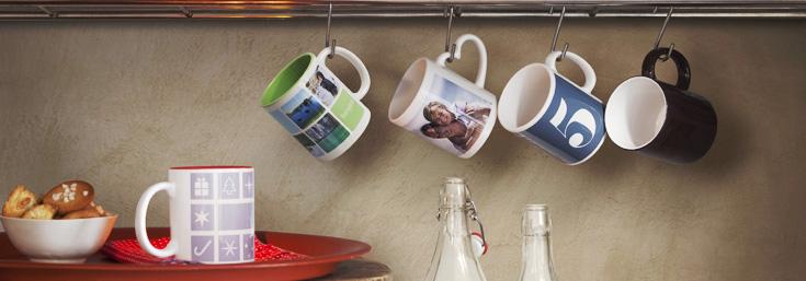 Mug, vaisselle & bougie