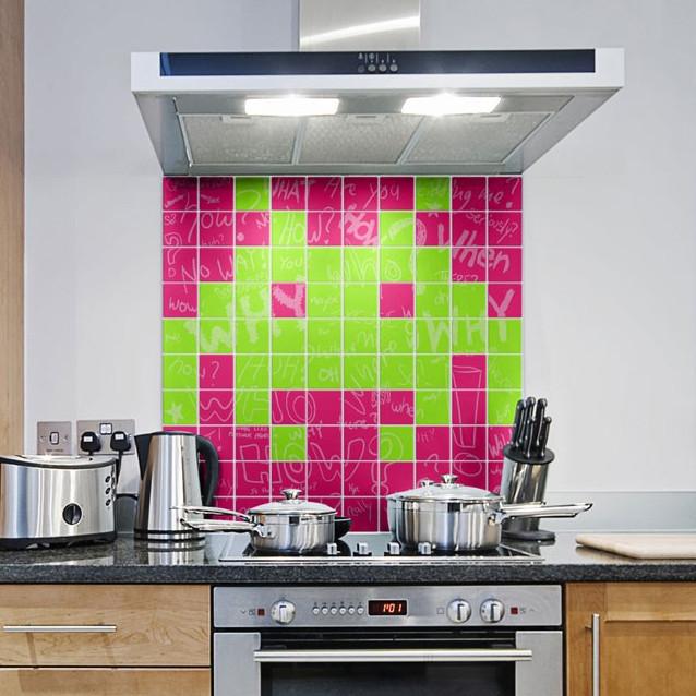 Personnaliser carrelage 10 x 10cm personnalisation en 1h for Age cuisine express