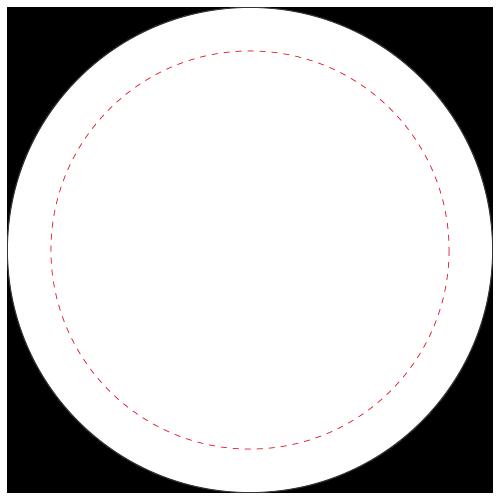 Miroir de poche 5.6-Blanc(#FFFFFF)-5,6 cm