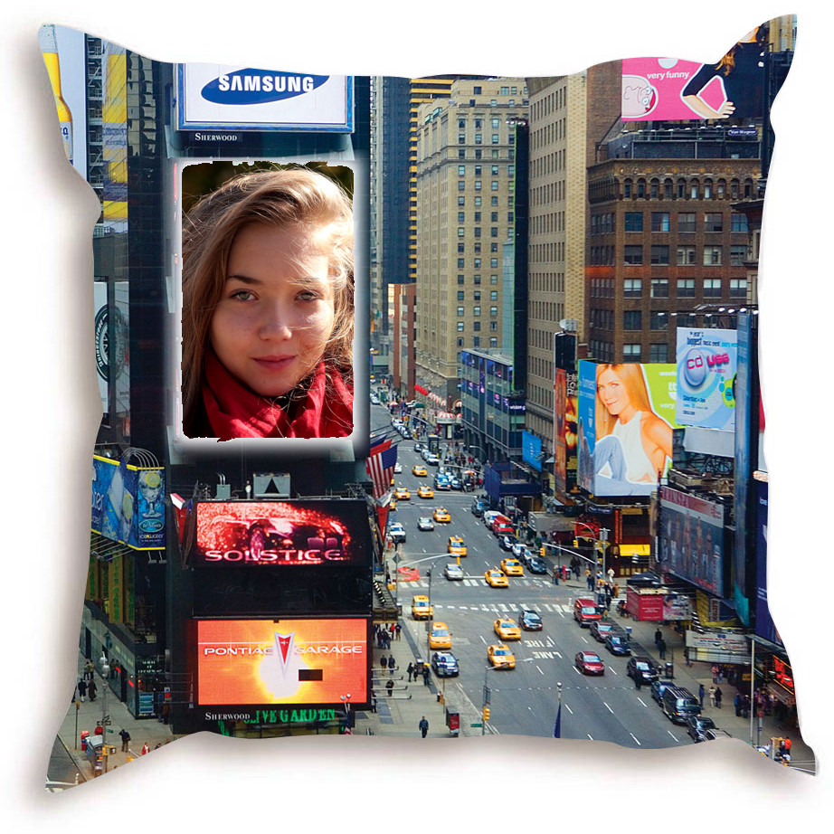 Coussin Times square