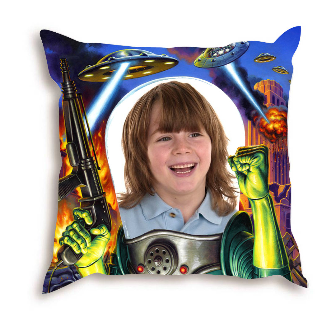 Coussin extraterrestre