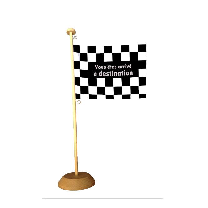 Mini drapeau 15*9.5 cm