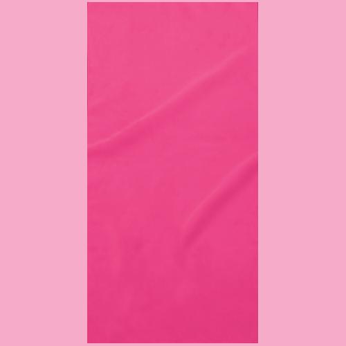 """Serviette sport """"peau de chamois"""" 140 cm / 70 cm-Fushia(#cd1c77)-Unique"""
