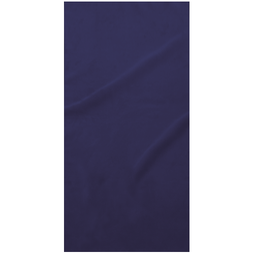 "Serviette sport ""peau de chamois"" 140 cm / 70 cm-Light navy(#302c4f)-Unique"