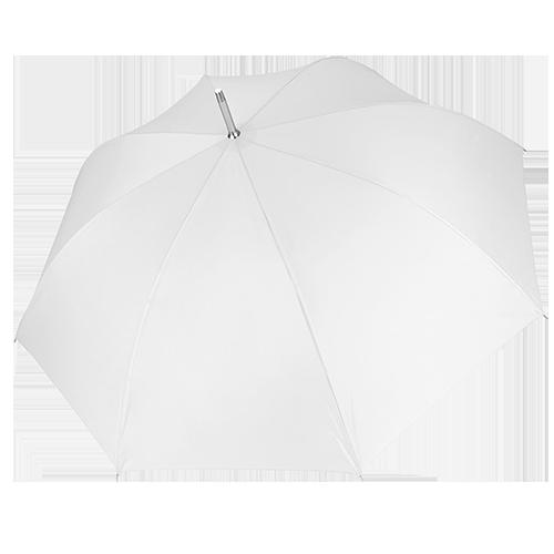 Parapluie aluminium-Blanc(#FFFFFF)-Unique