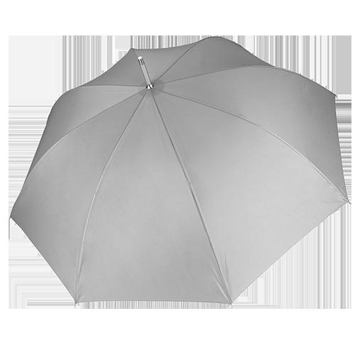 Parapluie aluminium-Zinc(#838078)-Unique