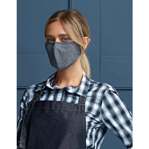 Masque avec filtre a charbon