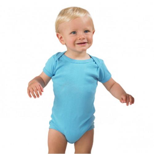 Body bébé manches courtes