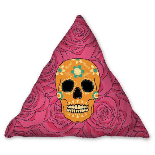 Coussin triangulaire 55*55*55 cm