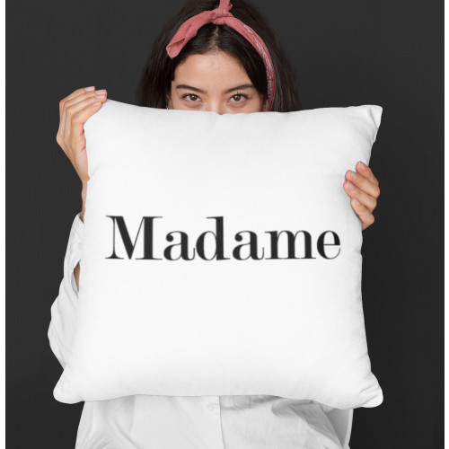 coussin madame