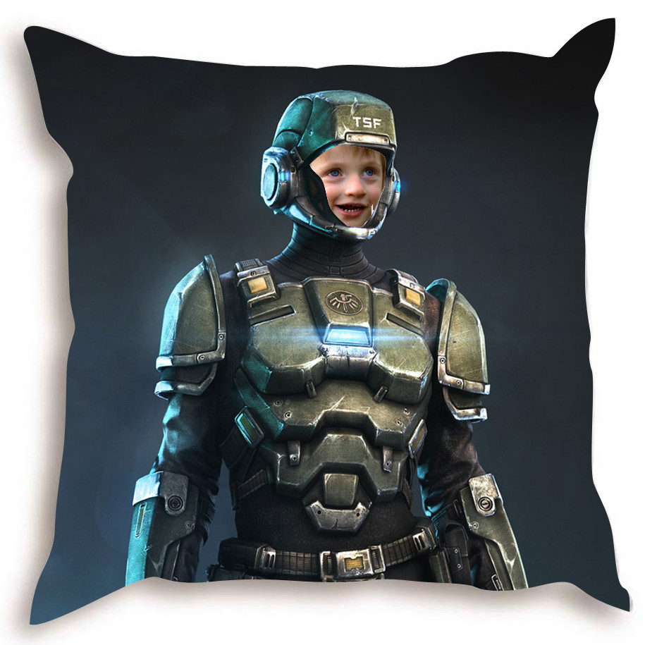 Coussin robot